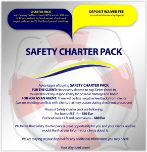 Safety Charter Pack - Waypoint