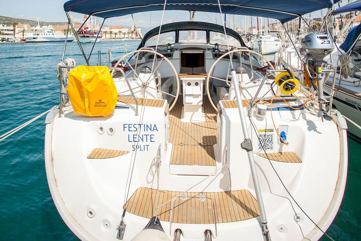 Bavaria Cruiser 50 Festina Lenta