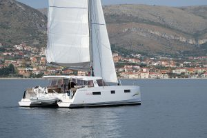 Catamaran Charter Croatia - Nautitech Open 40 - Blue Point