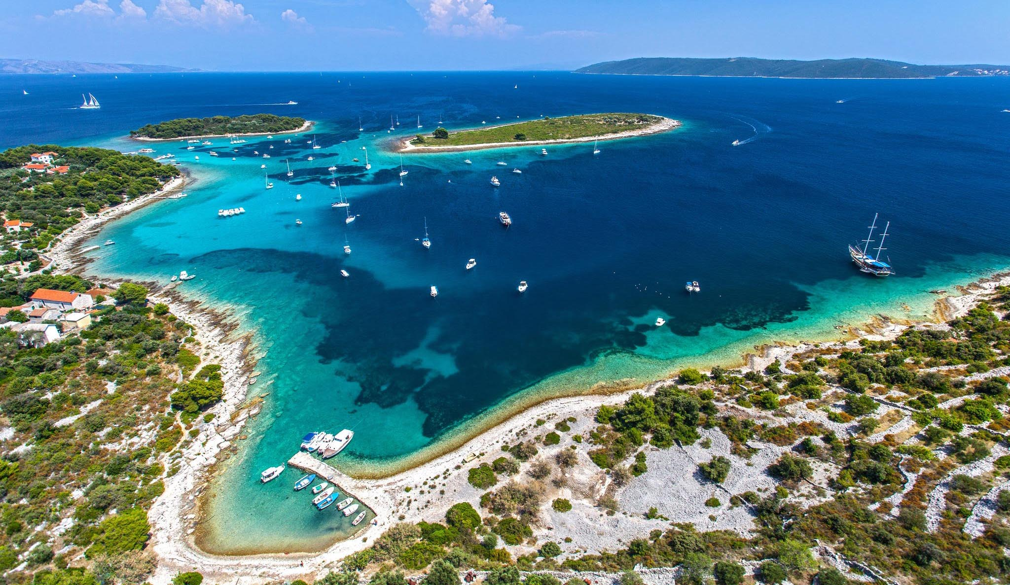 Croatia Sailing Destinations - Drvenik Veli