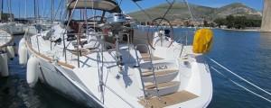 Sun Odyssey 50 DS - Yacht Charter Croatia - Bonaca
