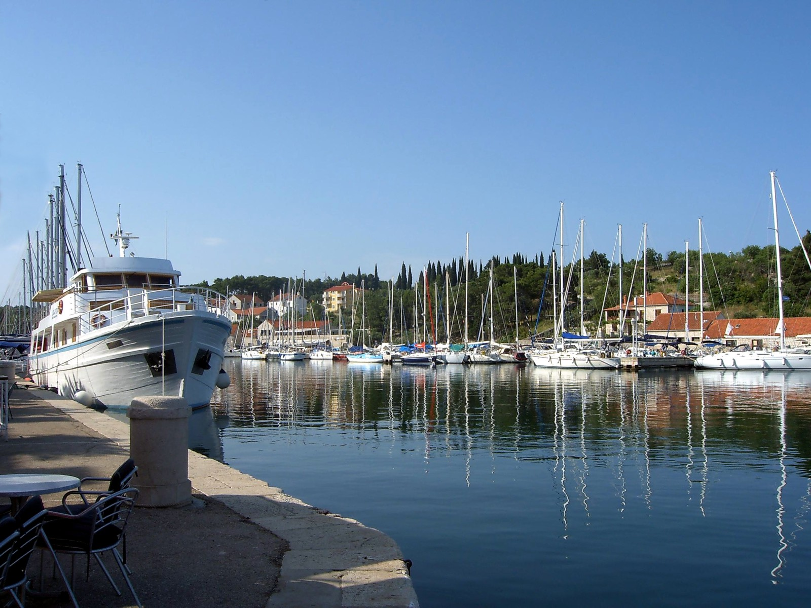 Croatia Sailing Destinations - Milna