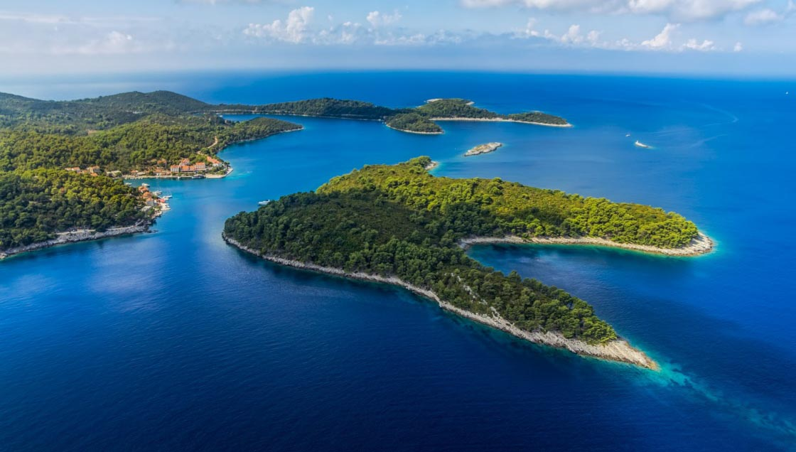 Croatia Sailing Destinations - Pomena