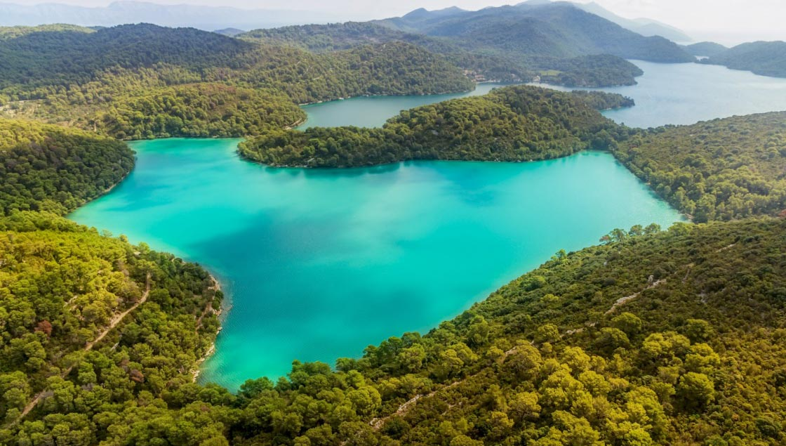 Croatia Sailing Destinations - Mljet