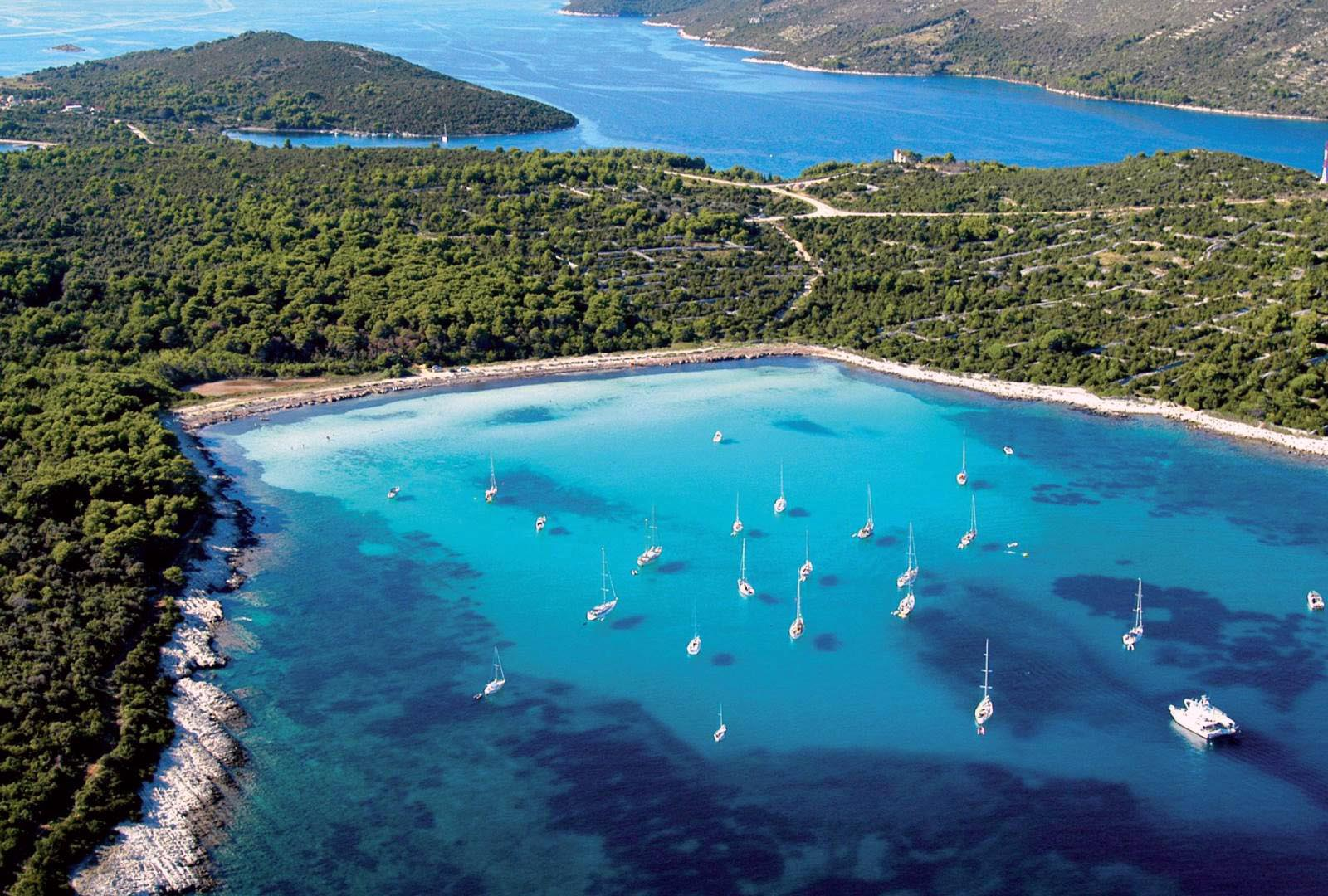 Croatia Sailing Destinations - Pakleni Islands