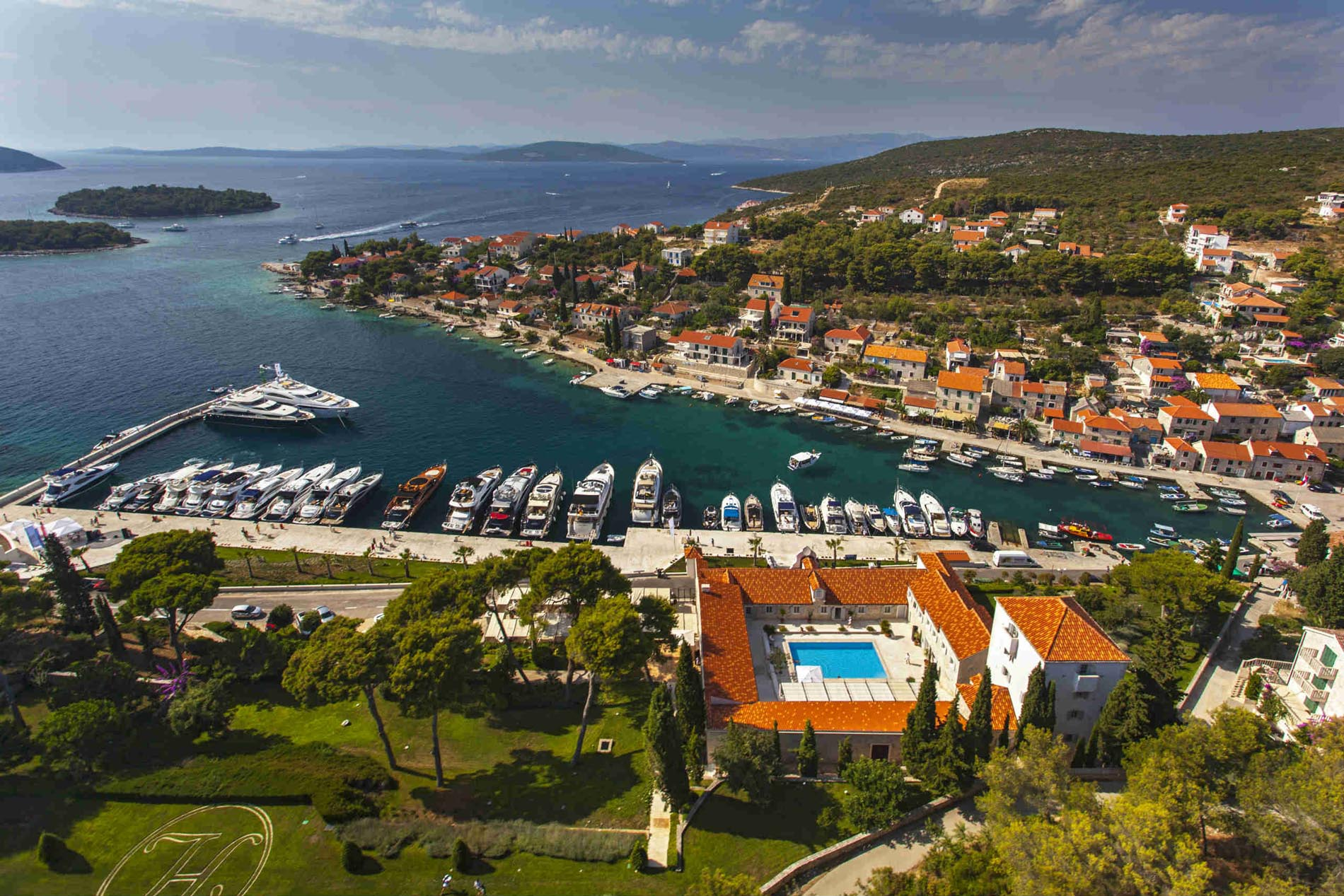 Croatia Sailing Destinations - Šolta