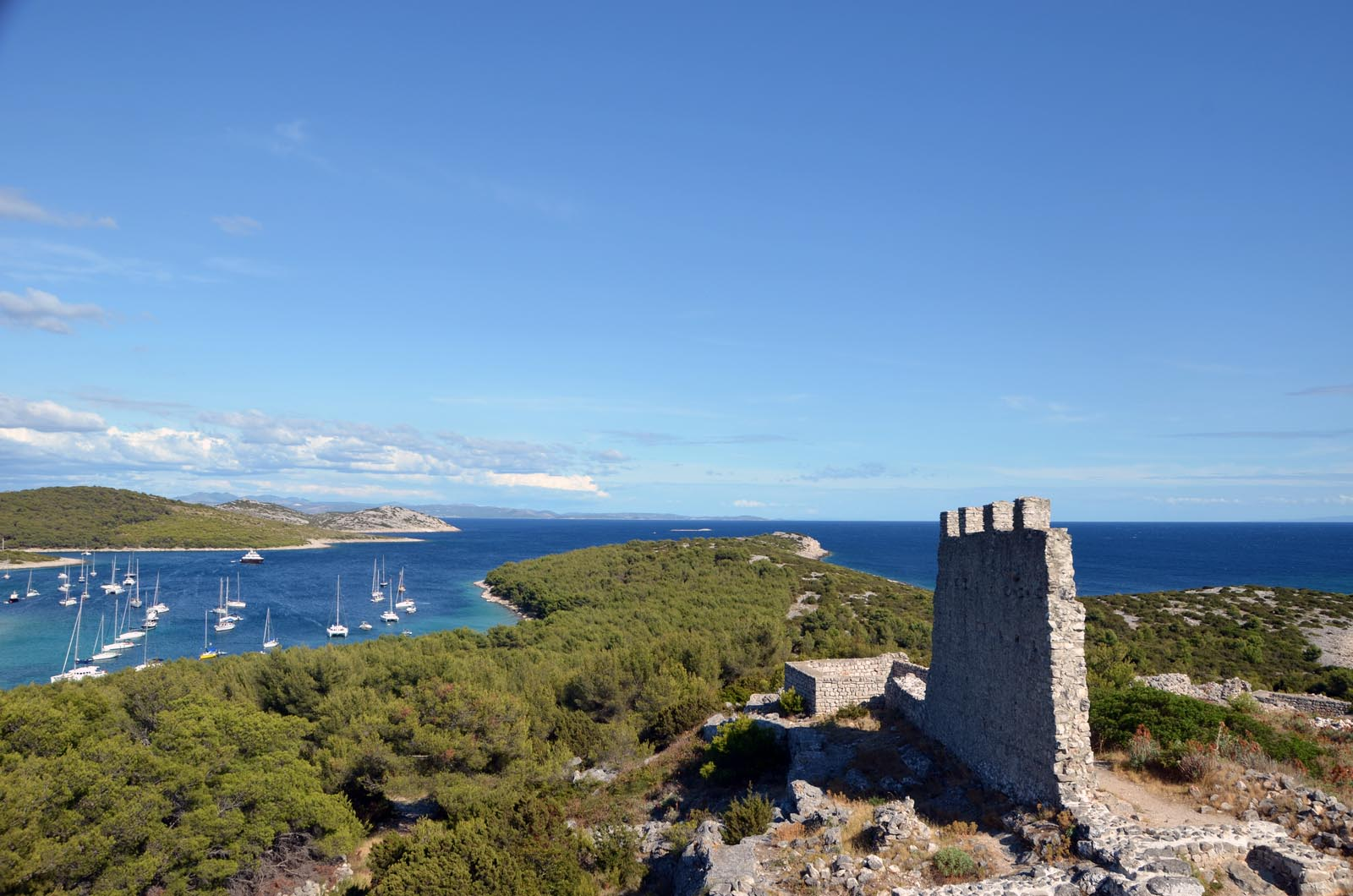Croatia Sailing Destinations - Žirje