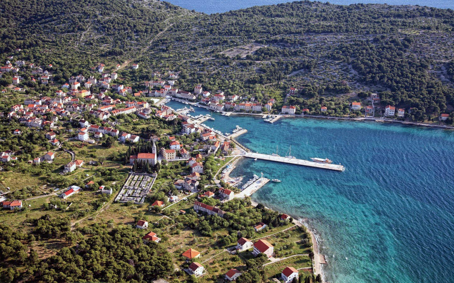 Croatia Sailing Destinations - Zlarin