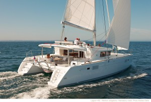 Lagoon 450 coming to ACI Trogir