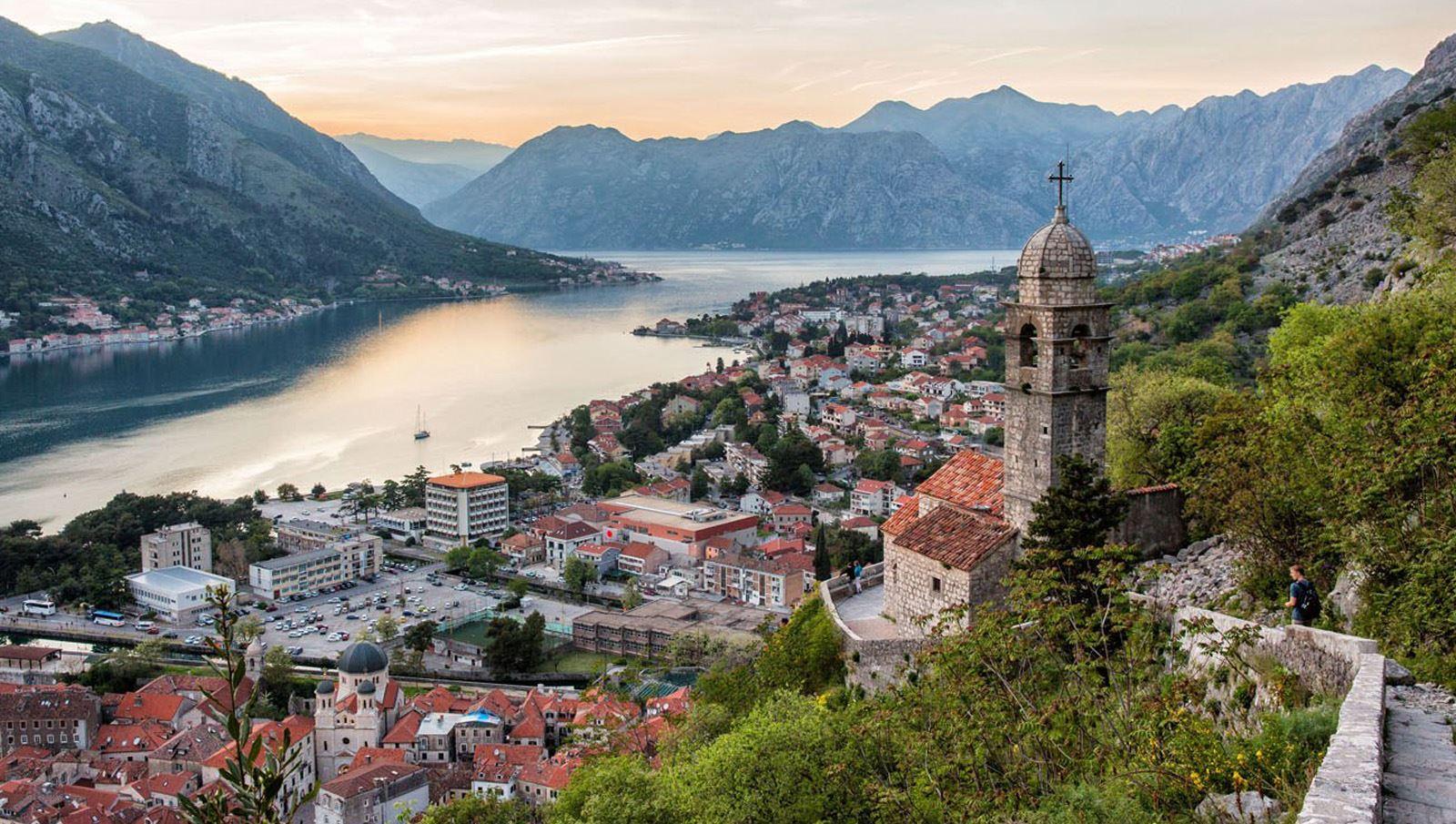 Waypoint Sailing Route Kotor Montenegro