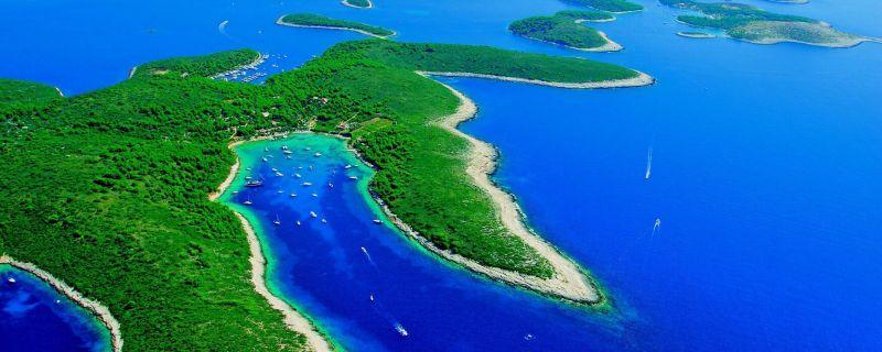 Croatia sailing destinations: Palmižana