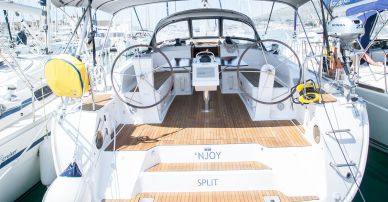 "Bavaria Cruiser 46 Owner ""'njoy"""