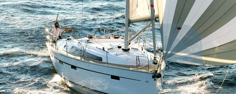 "Bavaria Cruiser 41 ""My Point"" is a brand new addition to our fleet in Trogir"