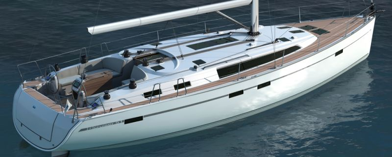 "Bavaria Cruiser 51, ""Game Point"" – new addition to our fleet in ACI Marina Trogir"