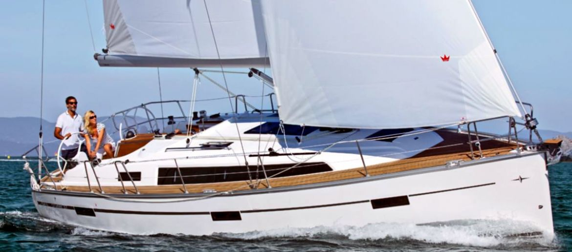 Two new Bavaria Cruiser's 37 joining our fleet for new season.