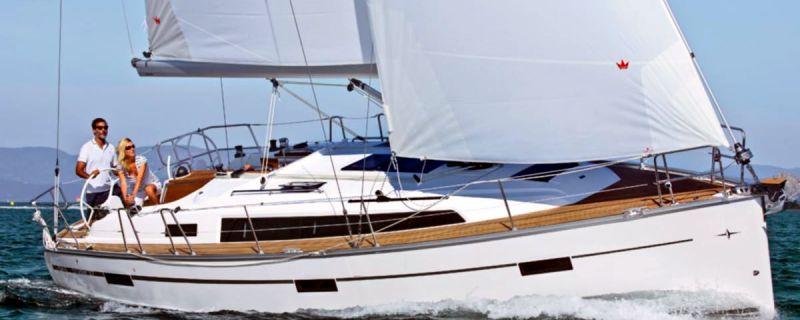Two new Bavaria Cruiser's 37 joining our fleet for new season.