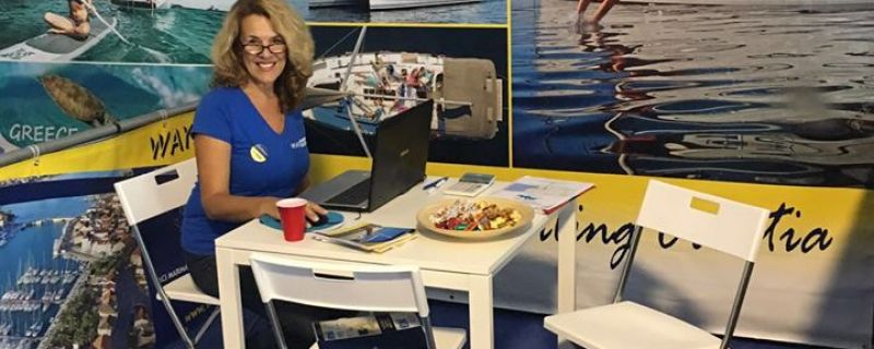 Waypoint @Annapolis Sailboat Show October 6-10th, USA