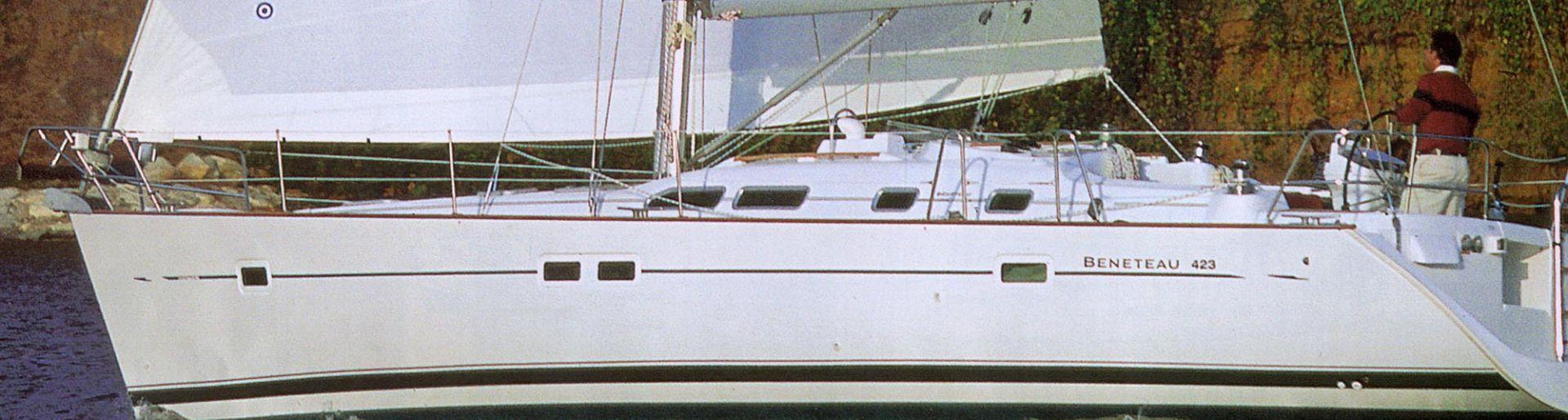"""Oceanis 423 """"Poseidon"""""""