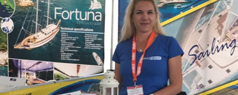Waypoint @Annapolis Sailboat Show 2017  October 6-10th, USA