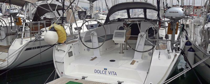 """Bavaria Cruiser 41 """"Dolce vita"""""""