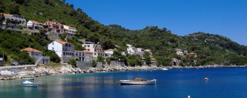 Croatia sailing destinations: Sobra