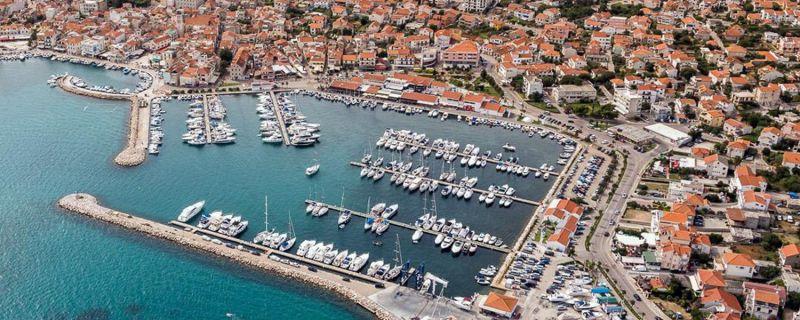 Croatia sailing destinations: Vodice