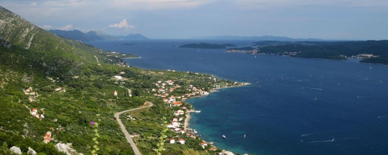 Croatia sailing destinations: Pelješac