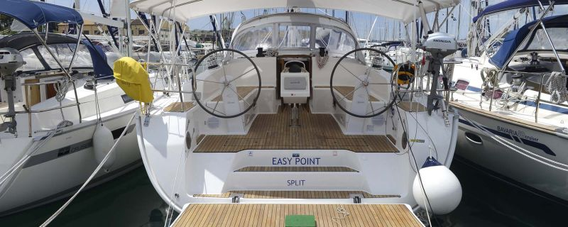 """Bavaria Cruiser 46, """"Easy Point"""" – now available from Dubrovnik"""