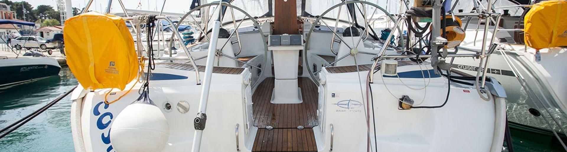 "Bavaria 46 Cruiser ""Cosma"""