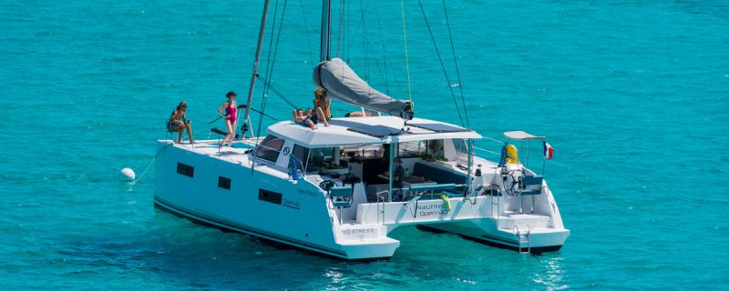 New Nautitech Open 40 Catamaran coming to Trogir