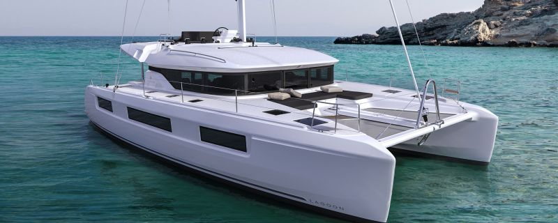 Lagoon 50 Fly is coming to ACI Trogir