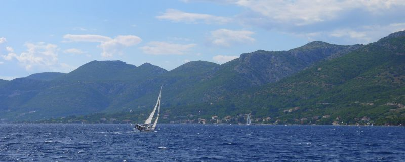 Sailing Route #6: One Way from Dubrovnik to Trogir – Avoid the Crowds