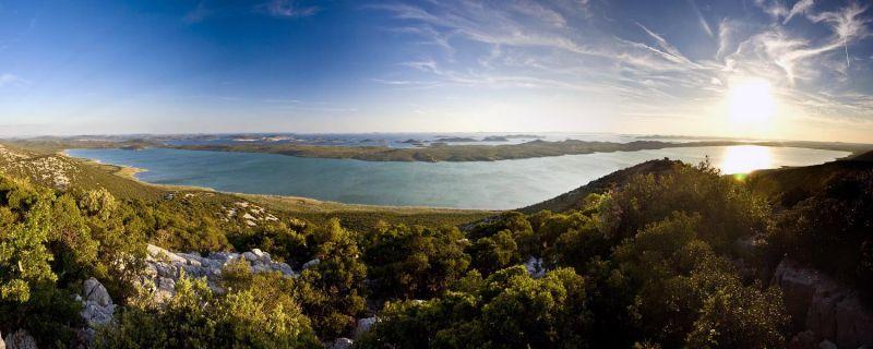 Croatia sailing destinations: Skradin, Zlarin, Žirje