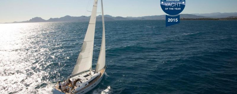 "New addition for charter season 2015 – Bavaria Cruiser 46 ""Easy Point"""