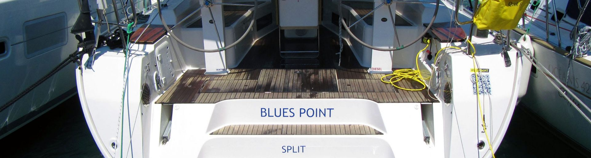 """Bavaria Cruiser 45 """"Blues Point"""""""