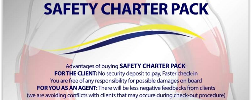 New in our offer – Safety charter pack