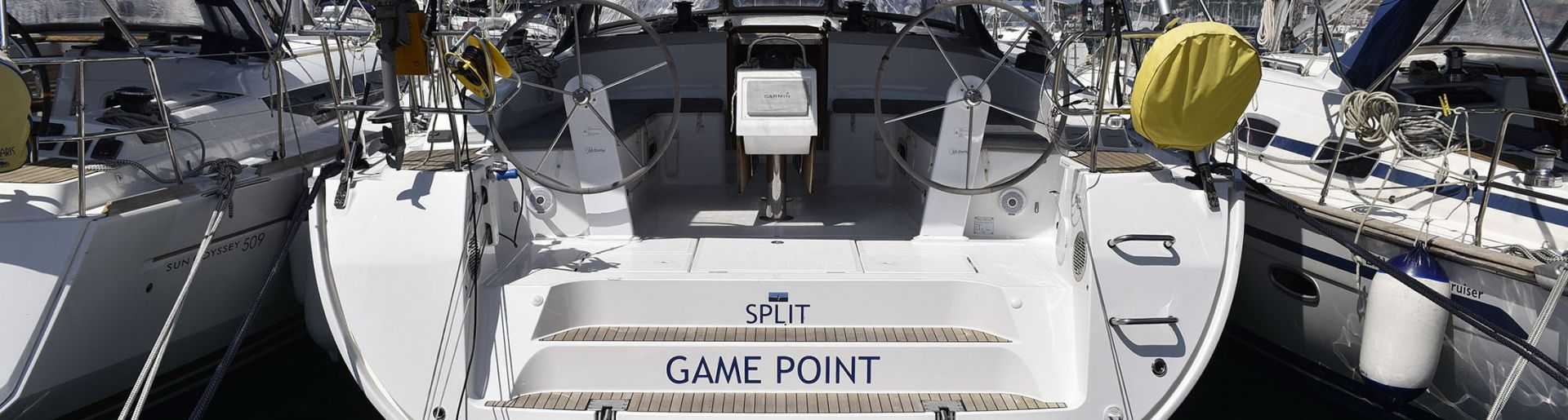 "Bavaria Cruiser 51 ""Game Point"""