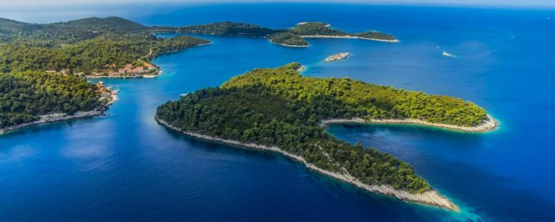 Croatia sailing destinations: Pomena
