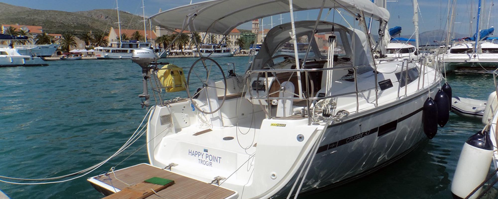 "Bavaria Cruiser 37 ""Happy Point"""