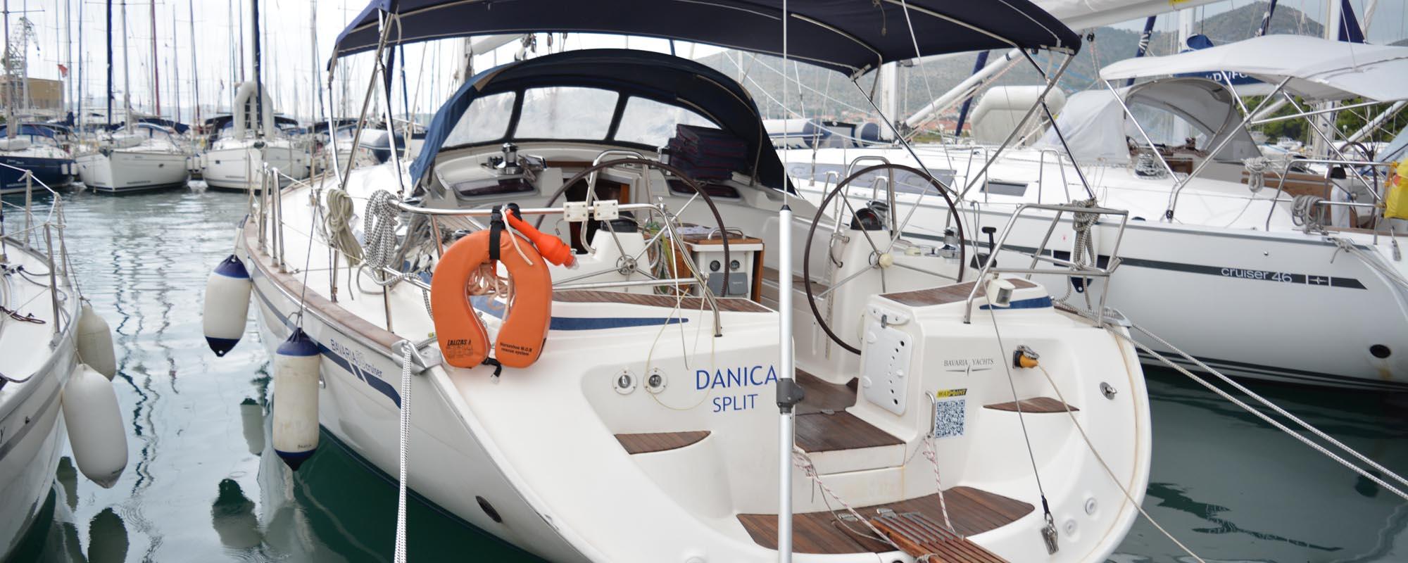 "Bavaria 50 Cruiser ""Danica"""
