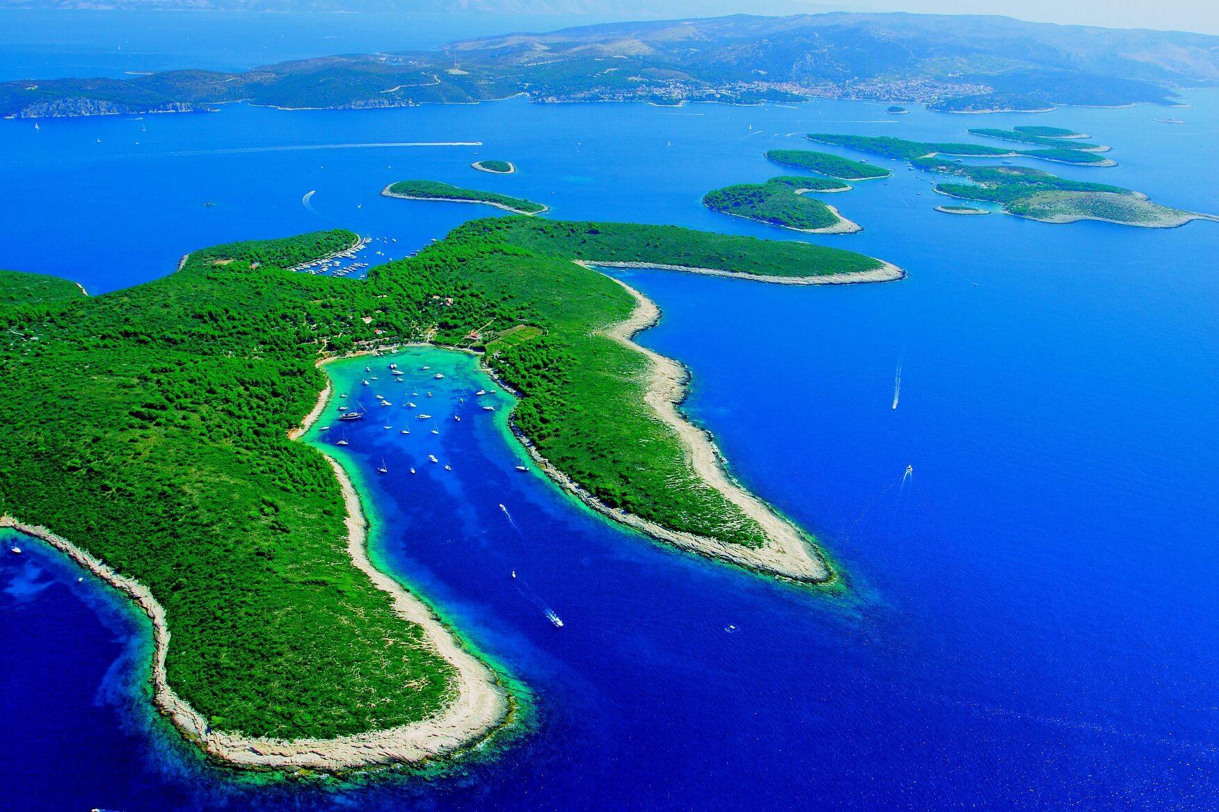 Croatia Sailing Destinations - Palmižana