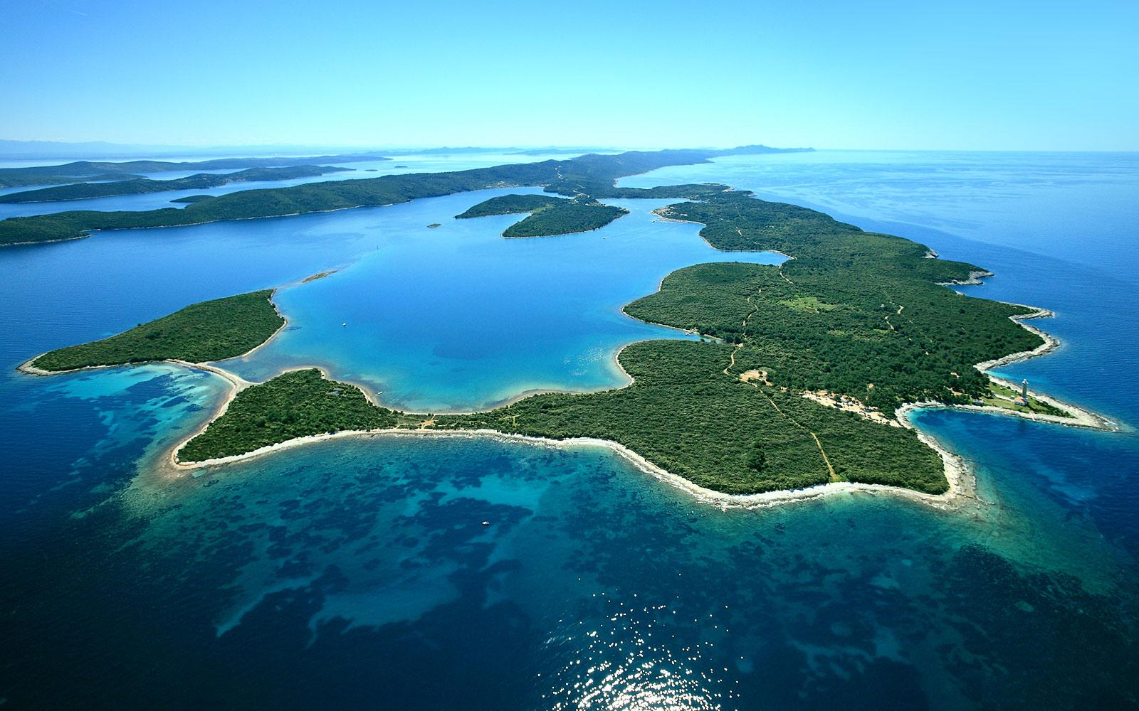 Croatia Sailing Destinations - nature park Telašćica