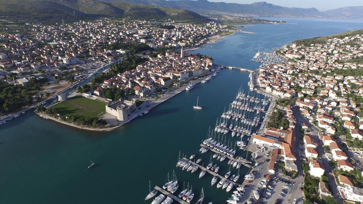 Croatia Sailing Destinations - Trogir