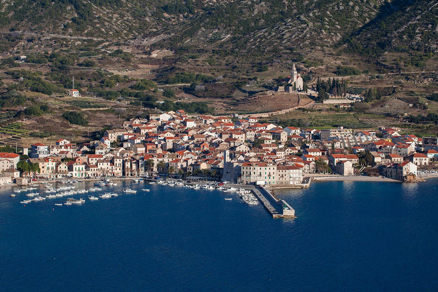 Croatia Sailing Destinations - Vis