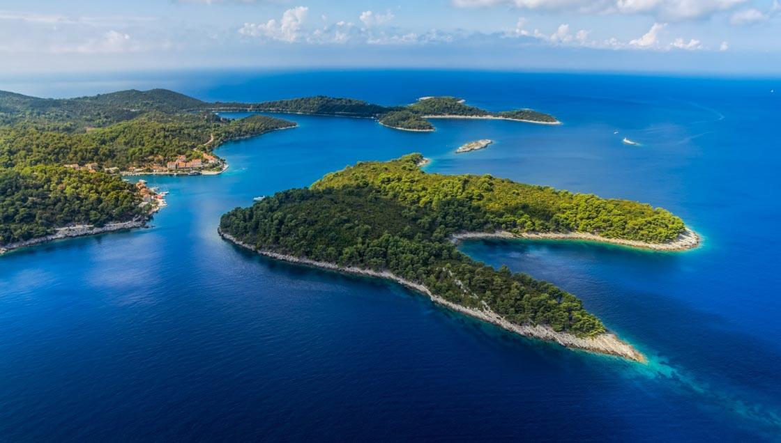 Croatia Sailing Destinations - Pomena