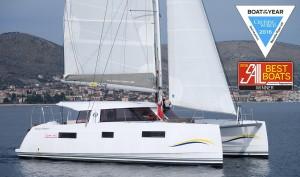 Waypoint - Nautitech Open 40 - Bavaria Open 40 - Boat of the year 2016