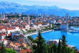 Croatia Sailing Destinations - Split