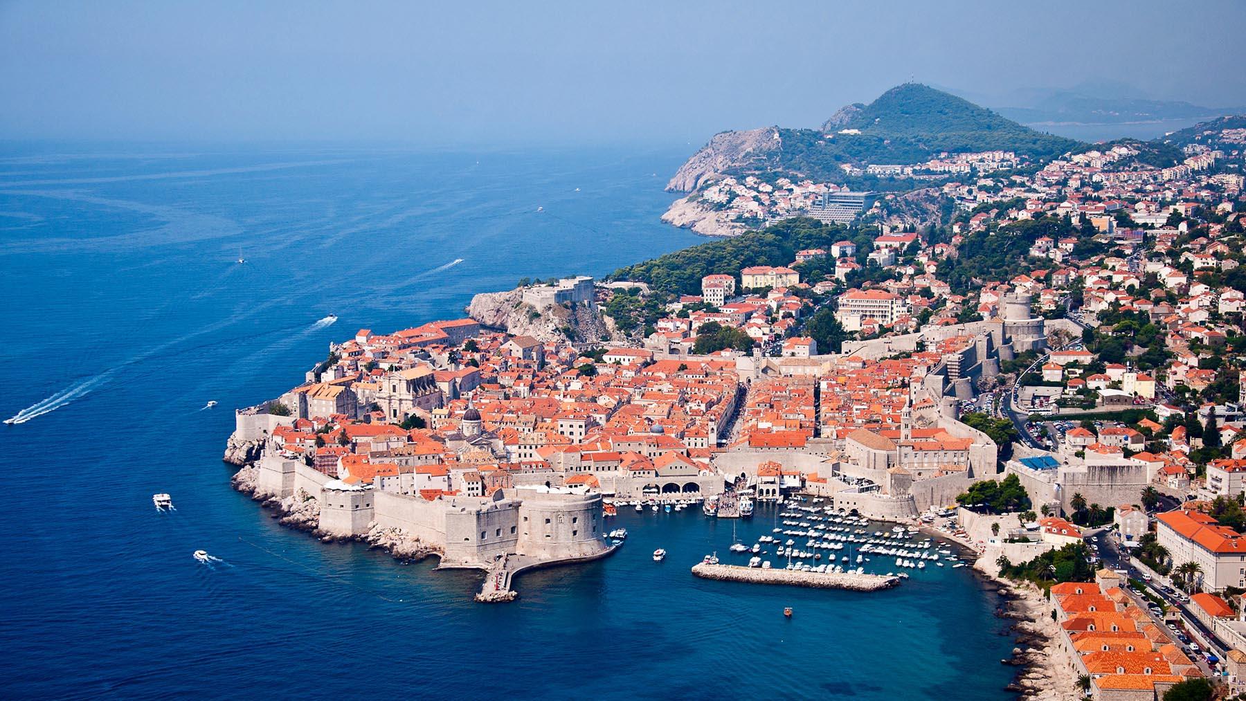 Croatia Sailing Destinations - Dubrovnik