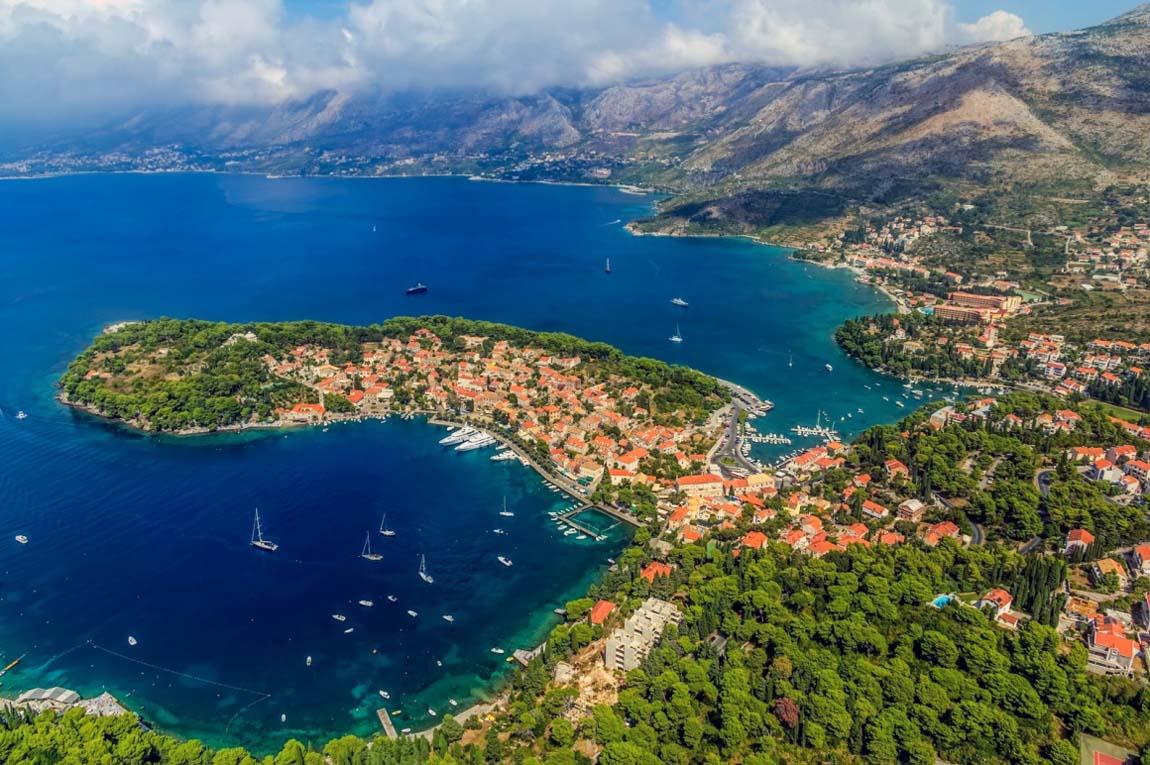 Croatia Sailing Destinations - Cavtat
