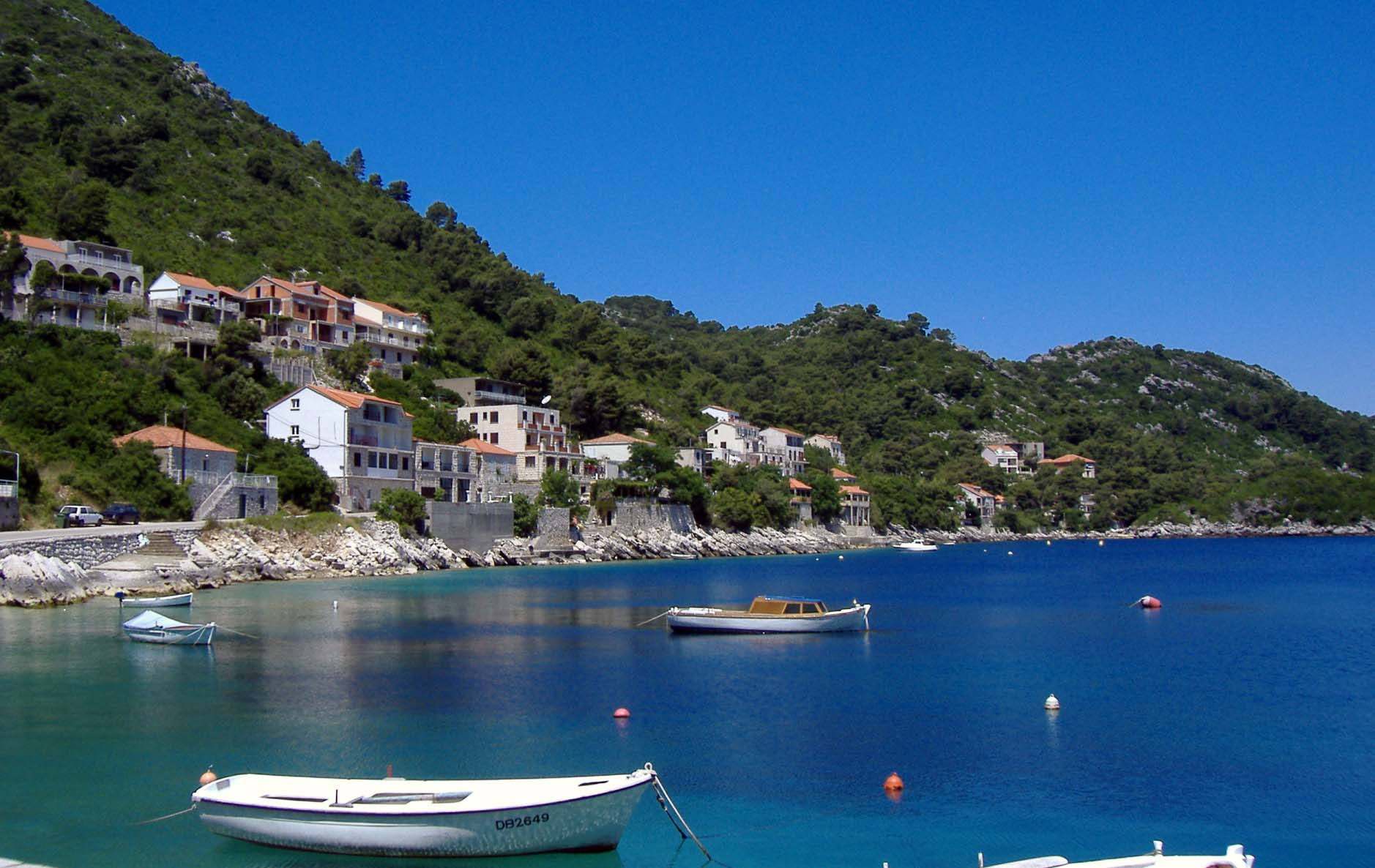 Croatia Sailing Destinations - Sobra